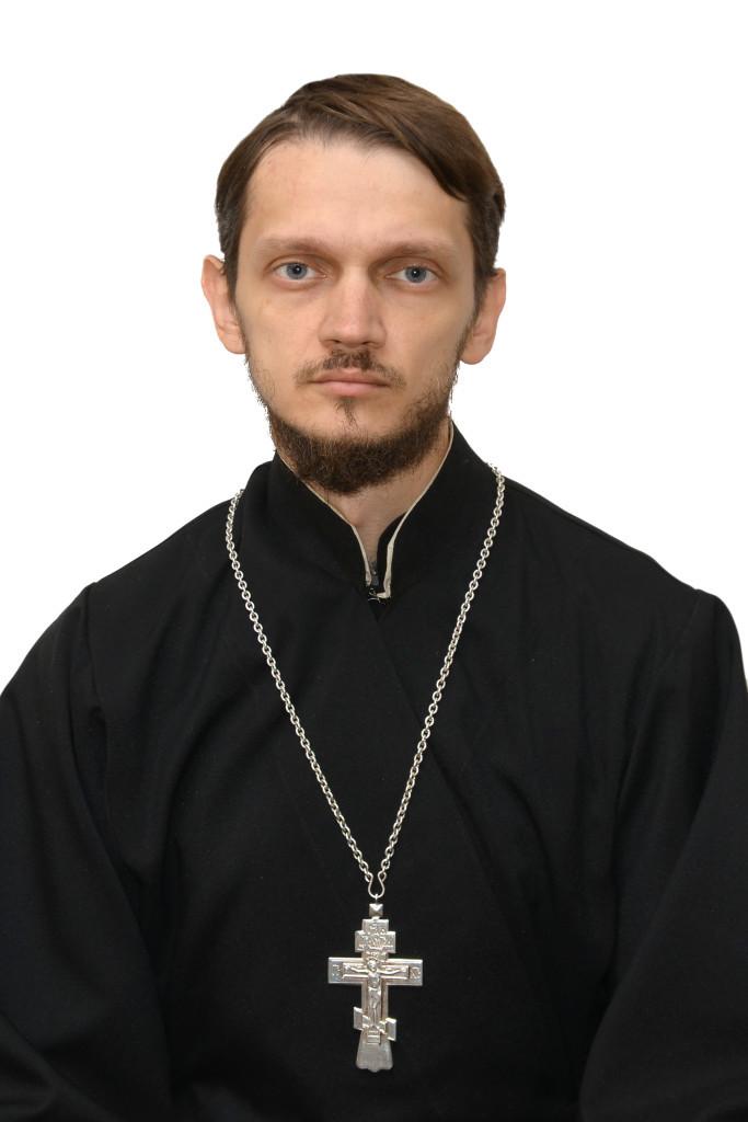 иерей Никита Кравцов